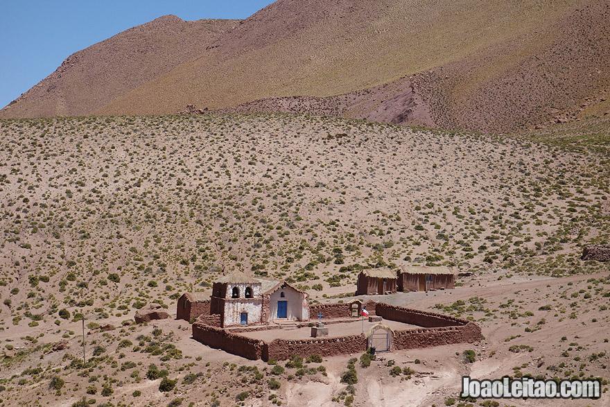 Church in Atacama Chile