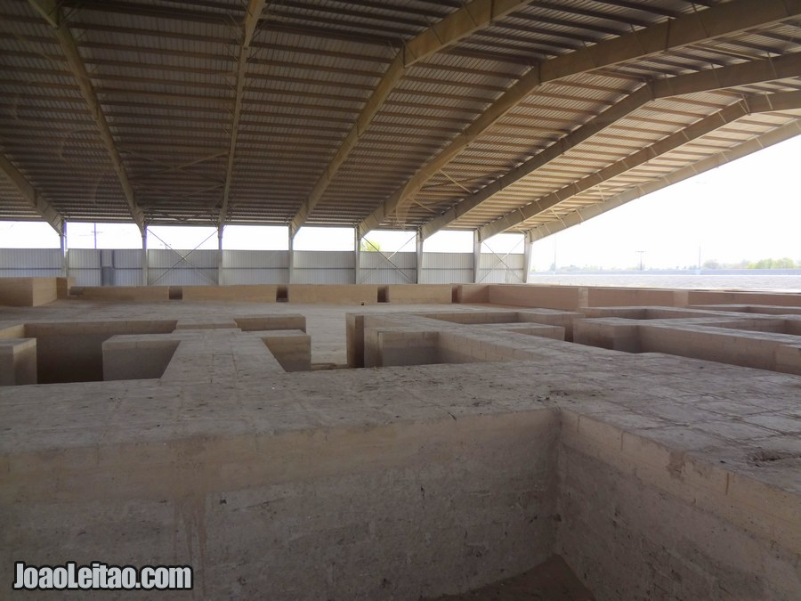 Visit Archaeological Fort of Maleha United Arab Emirates