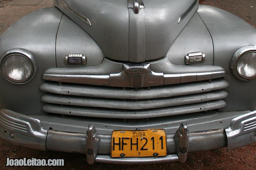 Old Ford truck in Havana