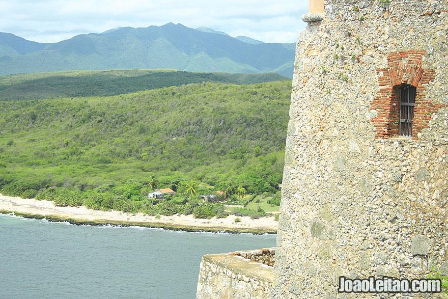 Castillo de San Pedro de la Roca Fortress