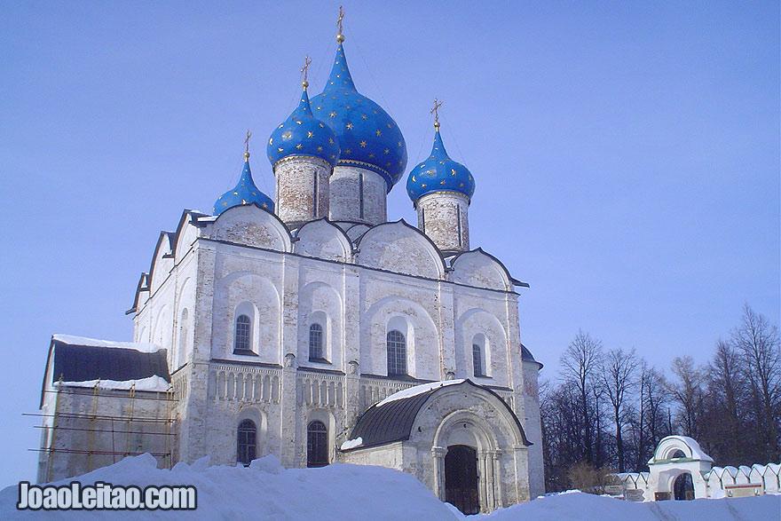 Catedral da Natividade em Suzdal