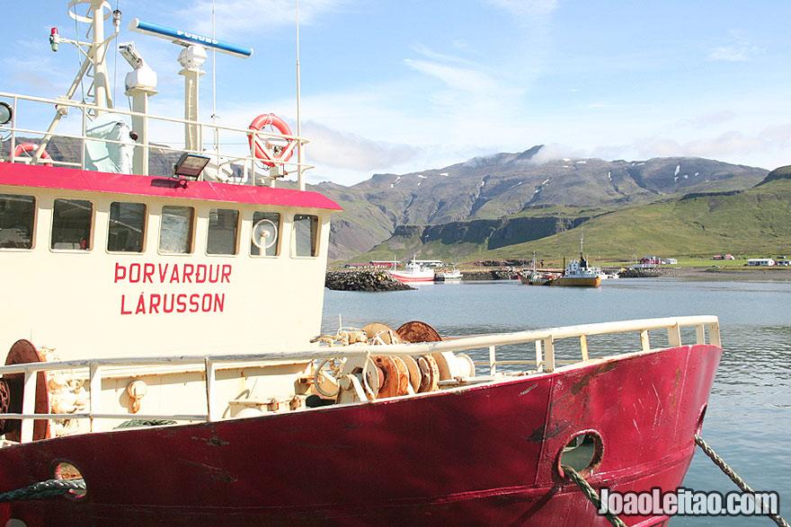 Visit Grundarfjordur Harbour Western Region Iceland