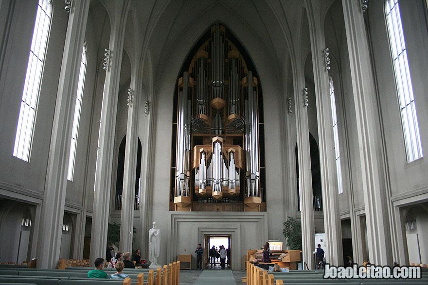 Visit Hallgrimskirkja Church Reykjavik Capital Region Iceland