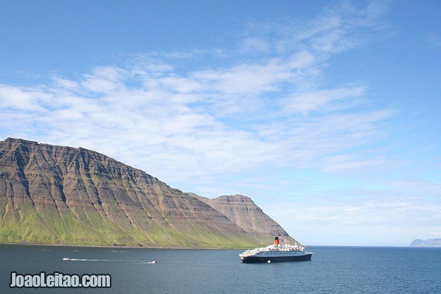 Visit Isafjordur Fjords Westfjords Region Iceland