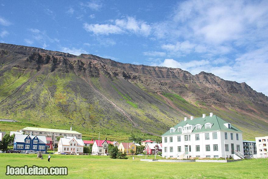 Visit Isafjordur Town Westfjords Region Iceland