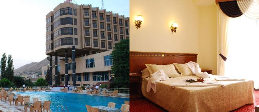 Jiyan Hotel in Dohuk Northern Iraq