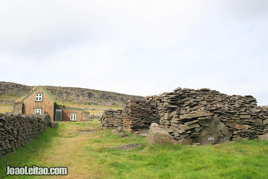 Visit Litlibaer Turf Farm Skotufjordur Northwestern Region Iceland