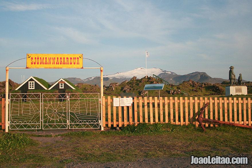 Visit Hellisandur Maritime Museum Western Region Iceland