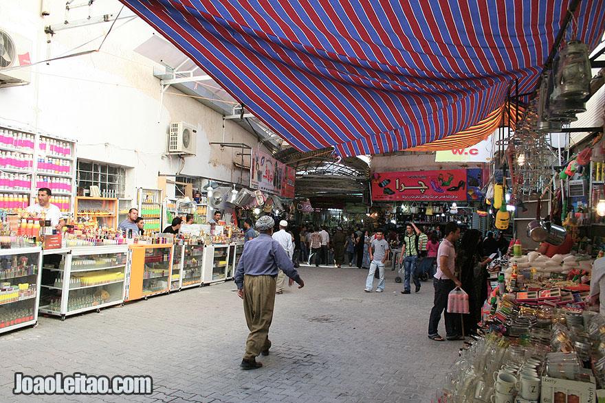 Bazaar - Visit Dohuk