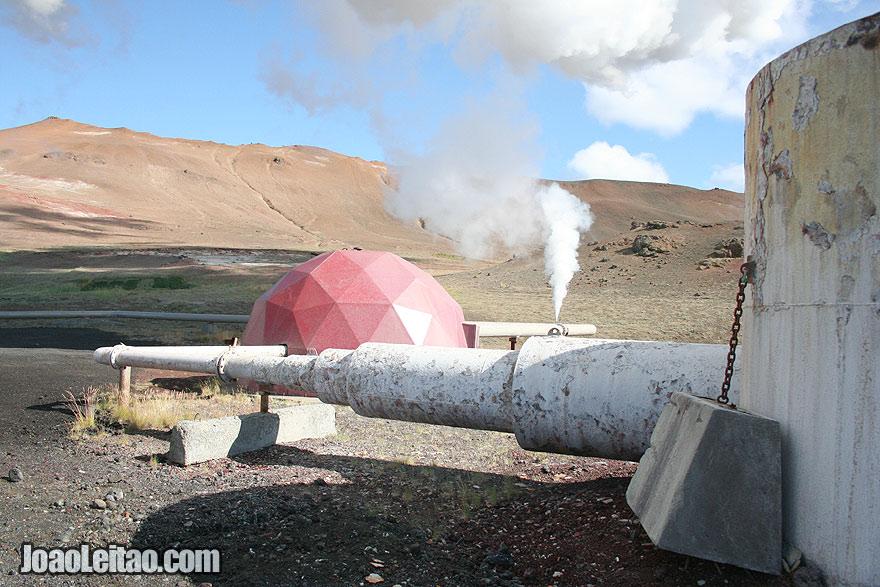 Visit Myvatn Geothermal Stations Northeastern Region Iceland