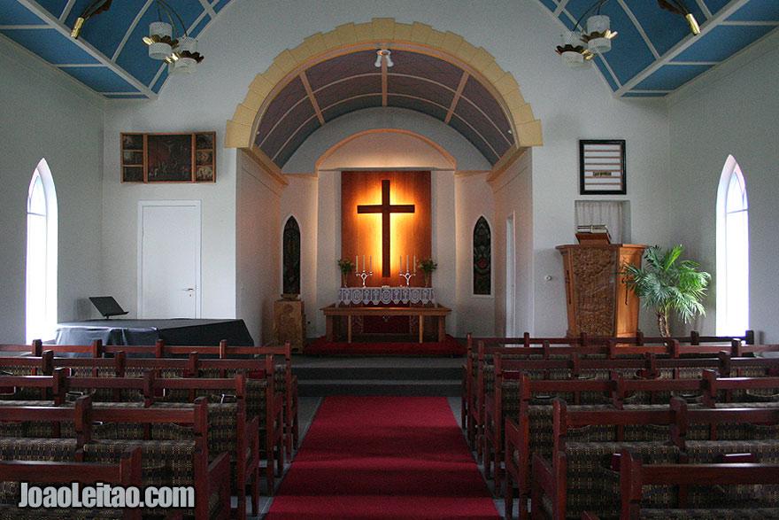 Visit Reykjahlid Church Northeastern Region Iceland