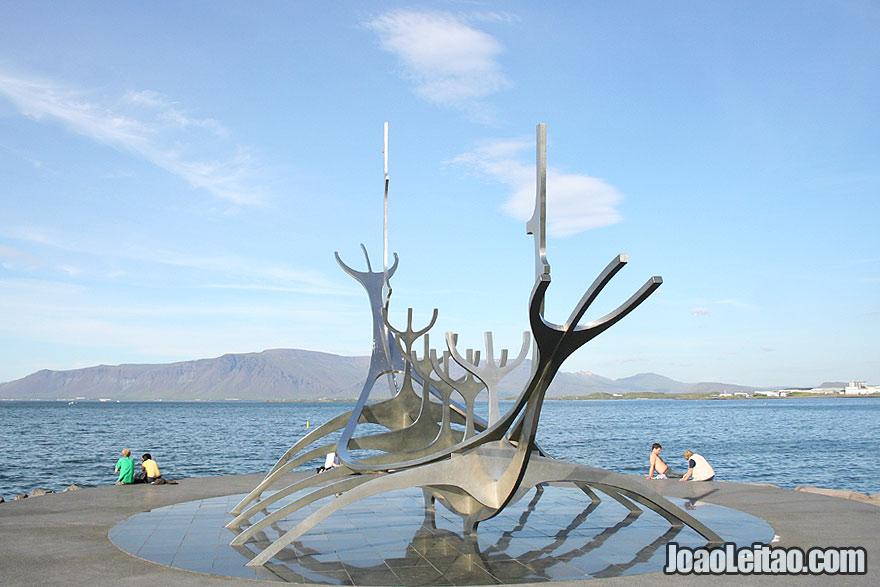 Visit Sun Voyager Sculpture Reykjavik Capital Region Iceland