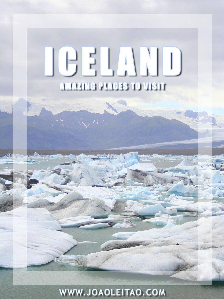 Visit Iceland - 90 Amazing places to Travel
