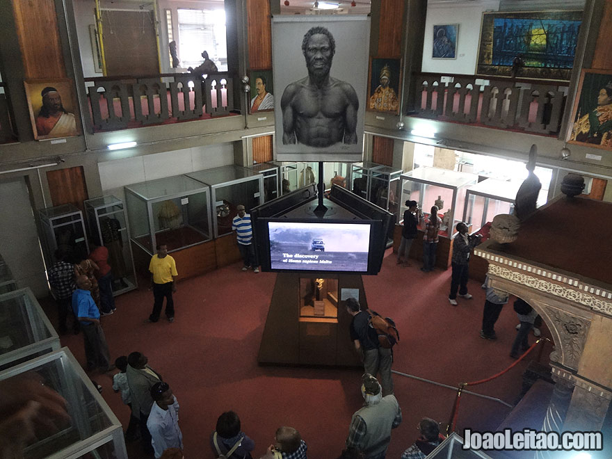 National Museum of Ethiopia in Addis Ababa