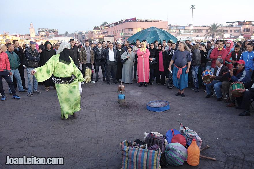 Belly Dancers of Marrakesh