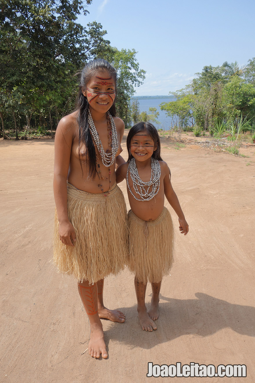 tits picture of brazilian tribes women