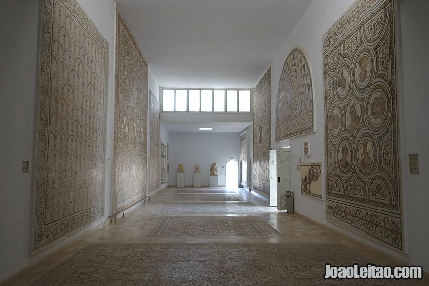 Archaeological Museum in El Jem