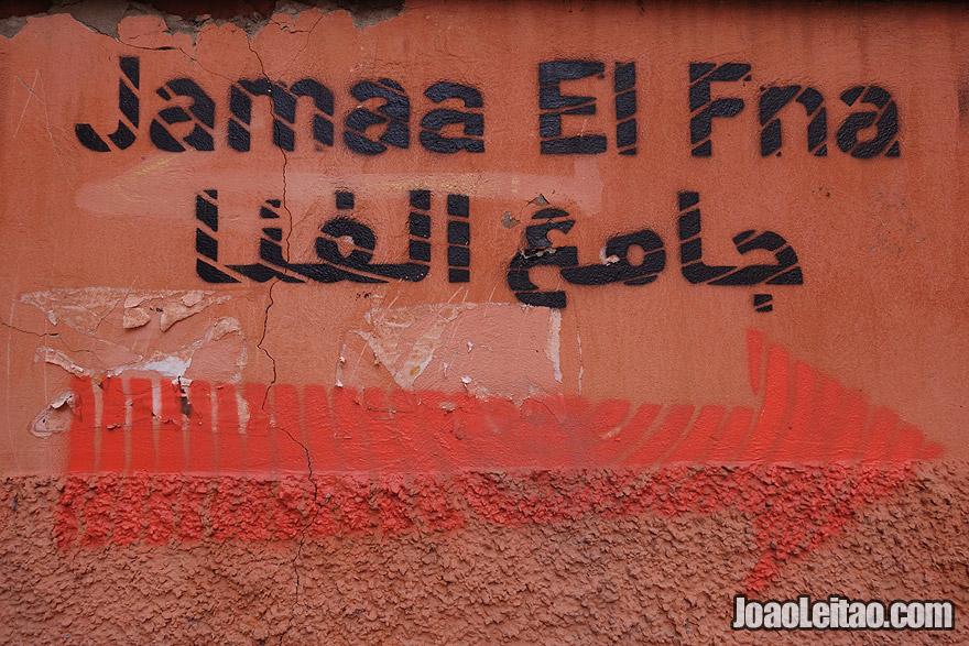 Jamaa El Fna
