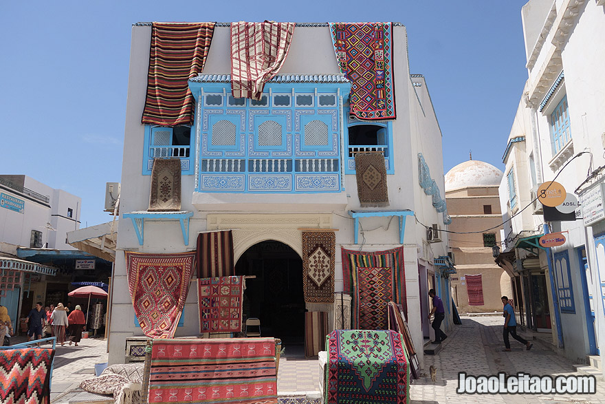 Kairouan fourth holiest city of Islam after Mecca, Medina and Jerusalem