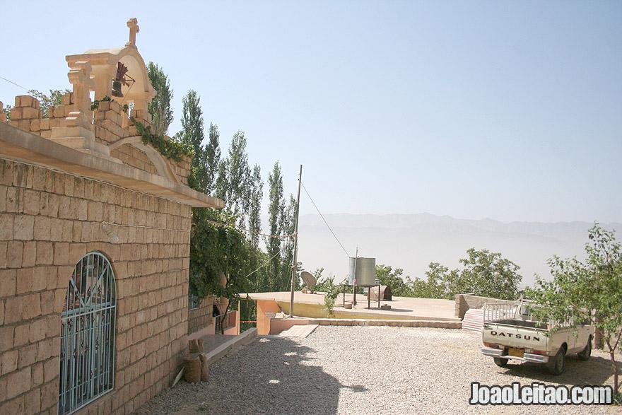 Religious complex of Mar Odisu, Iraq