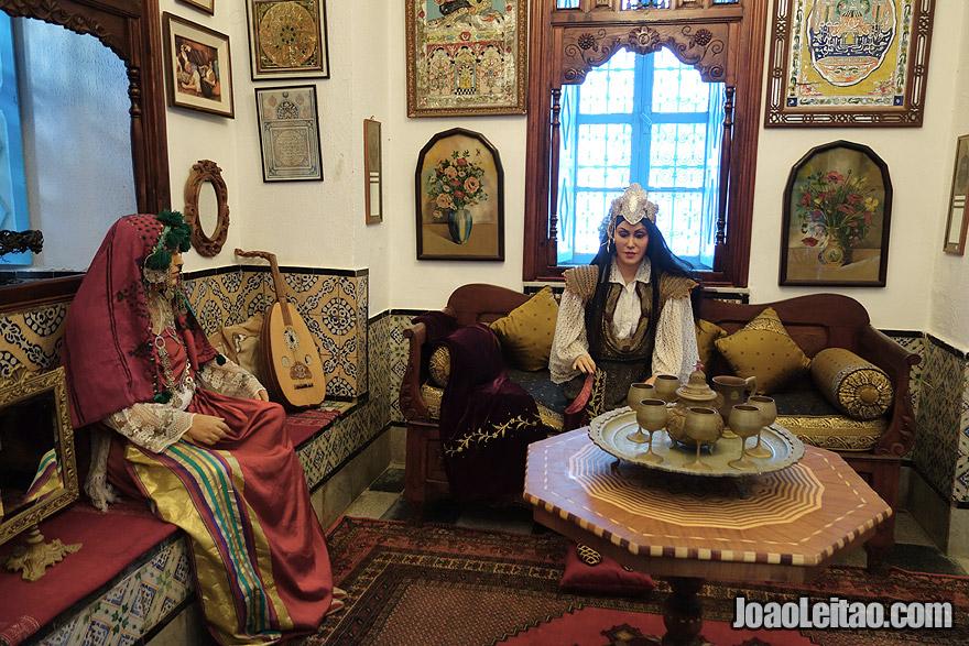 Museum Dar el-Annabi in Sidi Bou Said