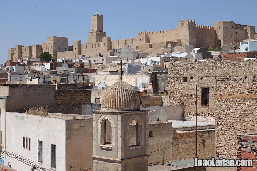 Sousse city in Tunisia