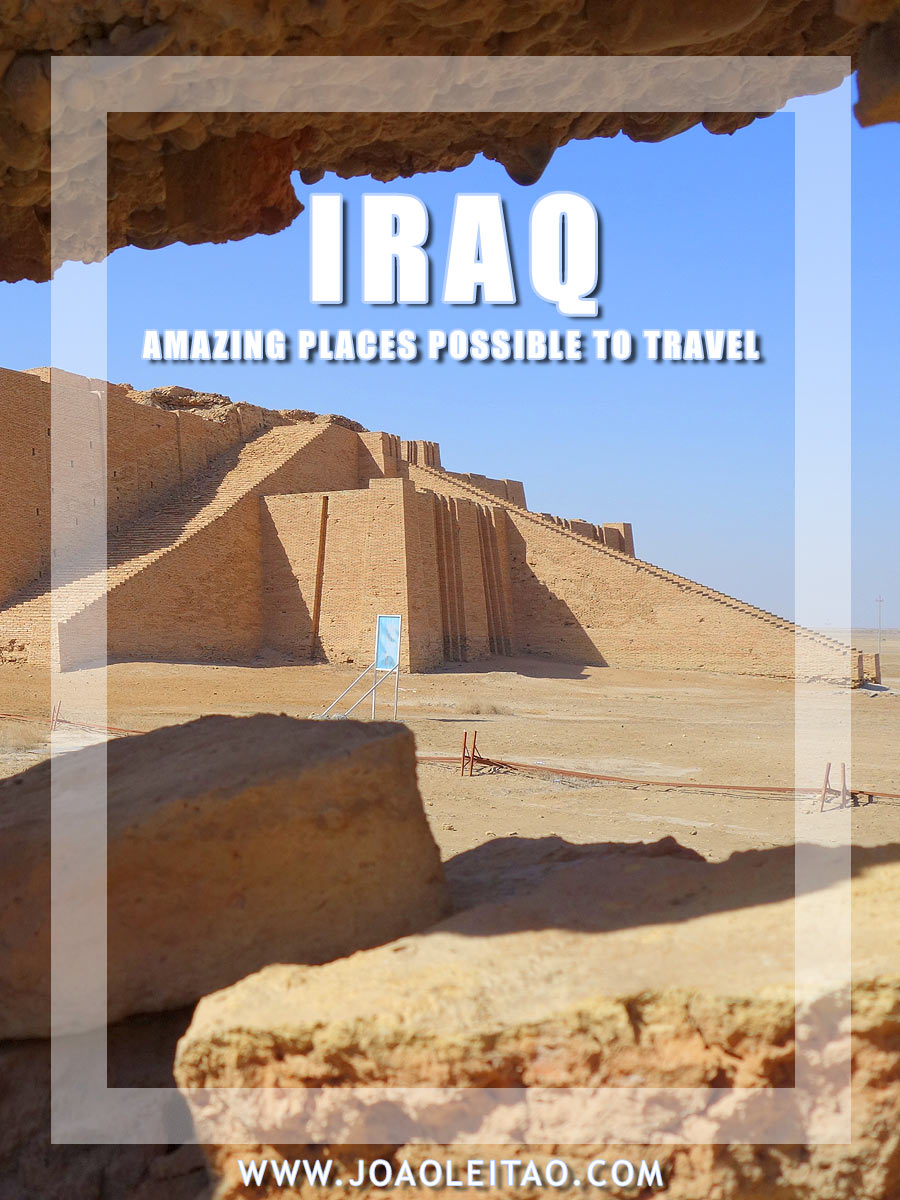 Travel in Iraq - Amazing Places that are possible to visit in 2018 2019