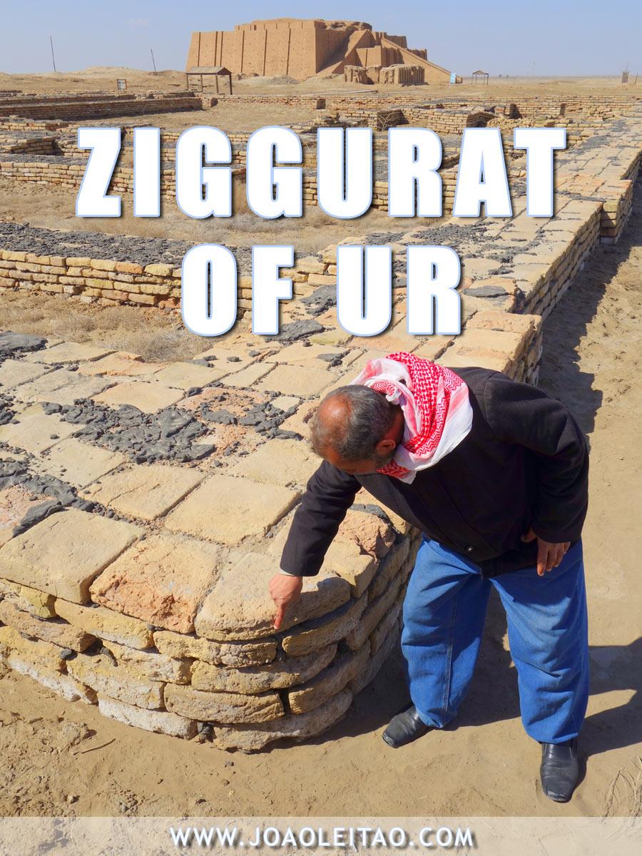 Ziggurat of Ur, Iraq