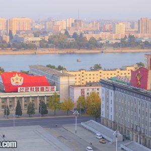 Kim Il-sung Square - Pyongyang