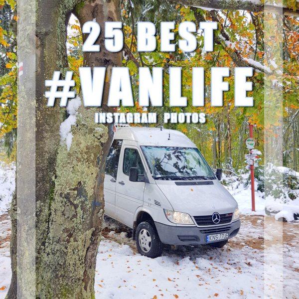 25 Best VAN LIFE Instagram photos [2018-2019 edition]