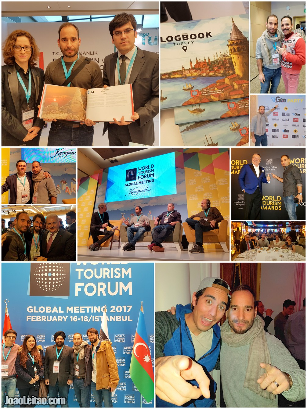 WORLD TOURISM FORUM 2017 ISTANBUL