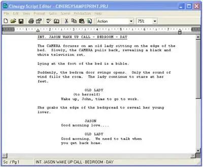 You are currently viewing Um editor de guiões gratuito para Windows