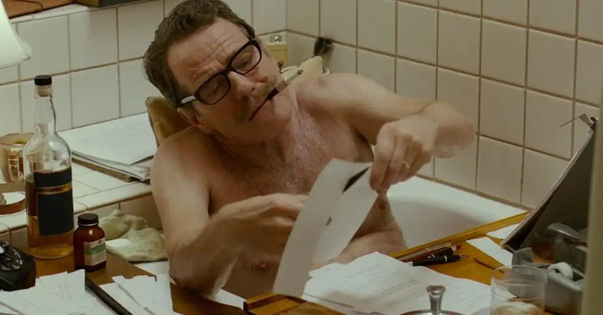 You are currently viewing Escreva na banheira como Dalton Trumbo