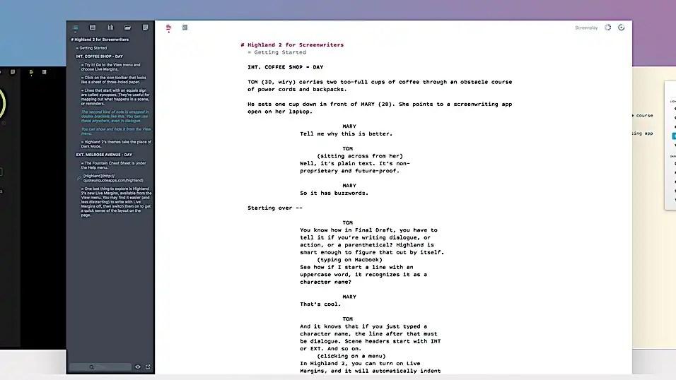 You are currently viewing Programa de escrita Highland 2 é lançado com promoção temporária