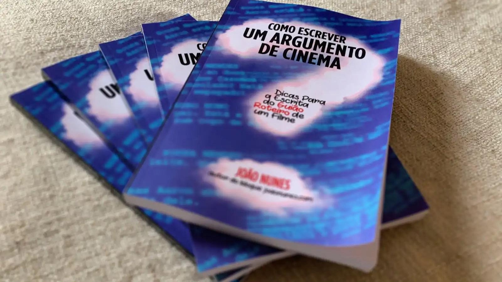 You are currently viewing Já saiu a versão impressa do meu livro de guião