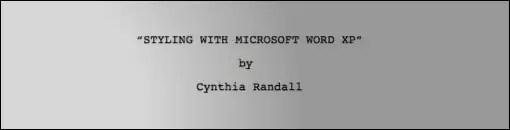 Read more about the article Modelo de guião da Microsoft para o Word