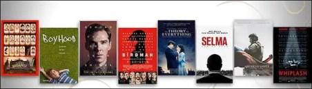 Read more about the article Conheça os guiões nomeados para os Óscares