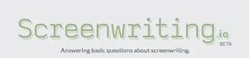 You are currently viewing Um repertório de respostas a perguntas frequentes de guionismo