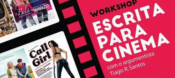 Read more about the article Tiago R. Santos dá workshop em Famalicão