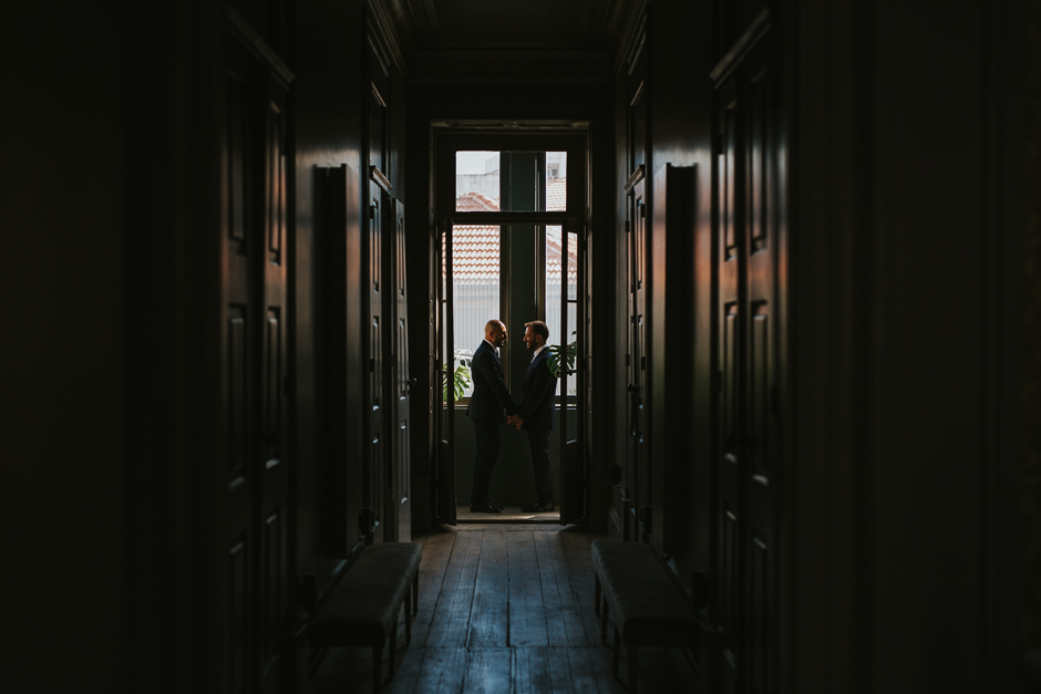 Same Sex Wedding, Oporto - João Terra Fotografia