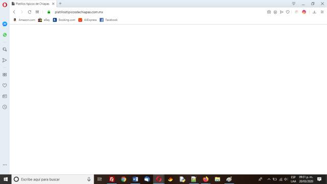 Se puede posicionar un dominio sin contenido