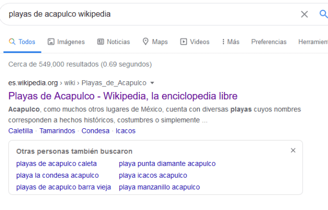 seo hack - contenido de calidad para tu web con wikipedia