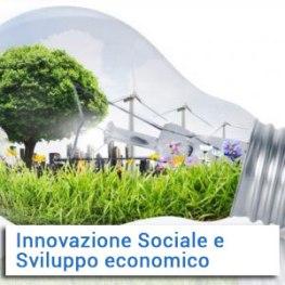 causa innovazione sociale e sviluppo economico