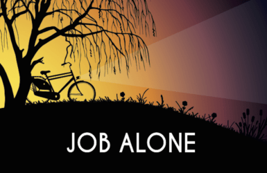 Job Alone & Friends