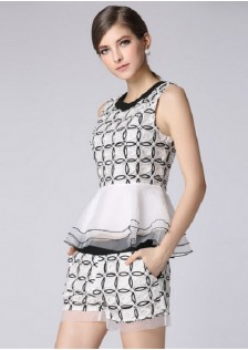 JNS1422 top+skirt $26.00 6039507507883-FL3LVC特1