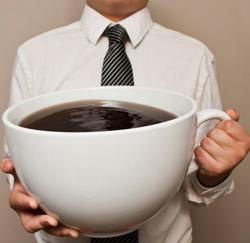 Afbeeldingsresultaat voor koffie drinken