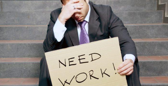 Loosing job