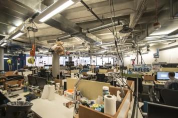 Zappos oficinas escritorios