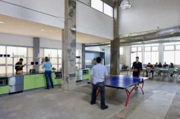 Oficinas de Atlassian ocio