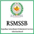 RSMSSB NTT Admit Card